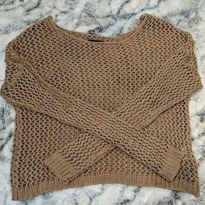 Sweaters - Crotchet sweater/cover up medium